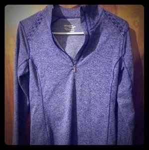 Saucony 1/4 Zip athletic shirt